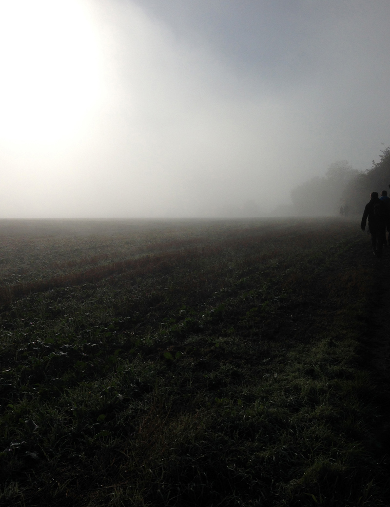 Footpath between Heighington and Branston