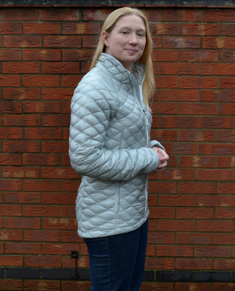 The North Face Thermoball Jacket with Active Fit