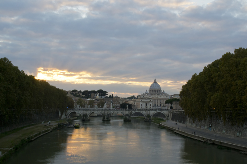 Rome: A Last Minute City Break