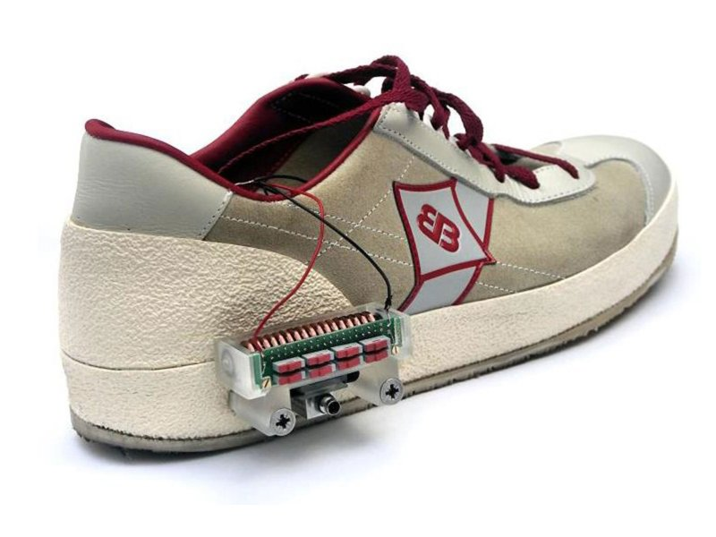 Smart Shoes - Energy Harvesting from Human Motion (image from original article)