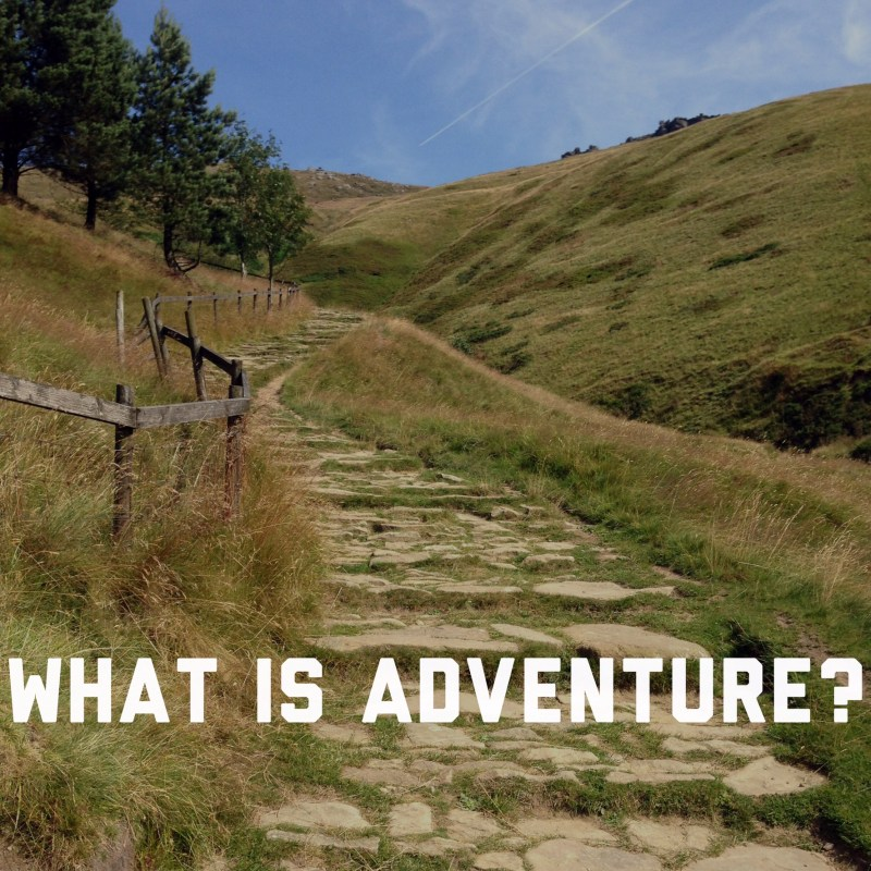 What is Adventure (Jacob's Ladder, Kinder Scout)