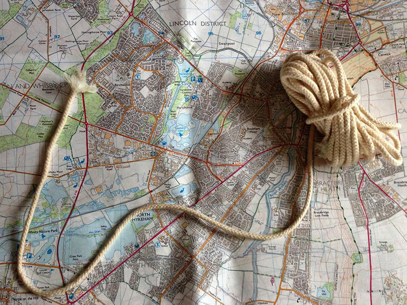 OS Explorer Map of Lincoln