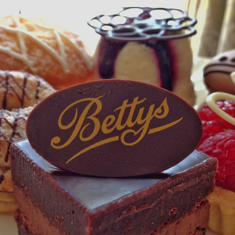 Afternoon Tea at Bettys Harrogate