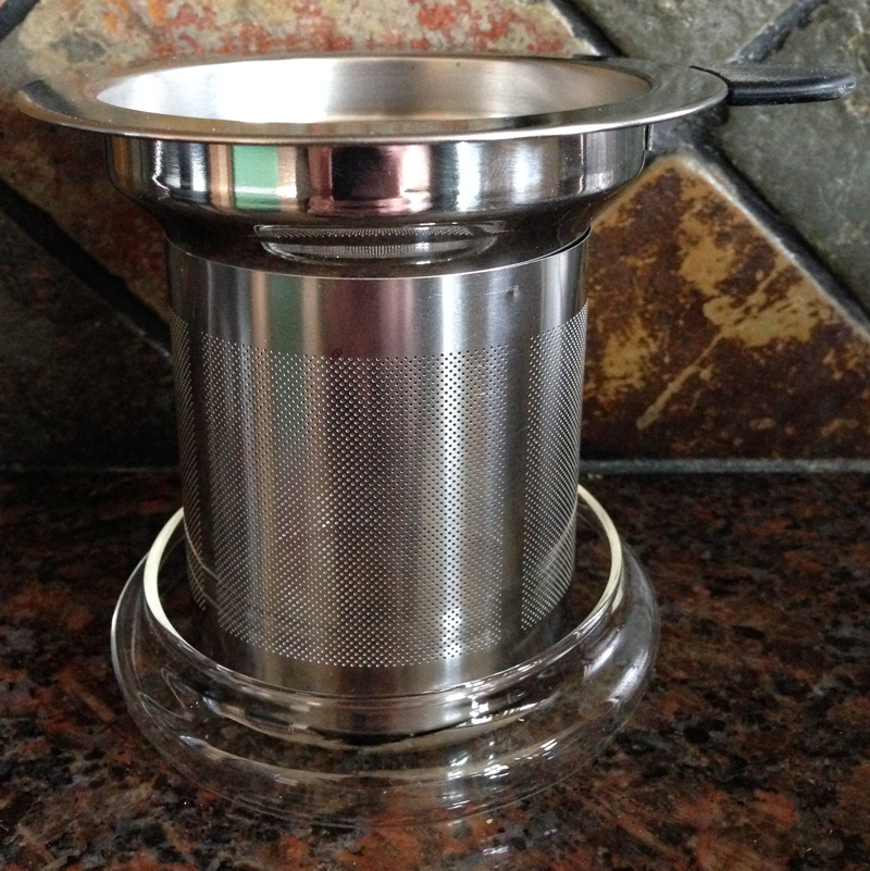 Adagio Teas Body and Soul Tin Set - Infuser