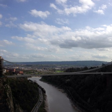 Exploring Bristol – Clifton Suspension Bridge