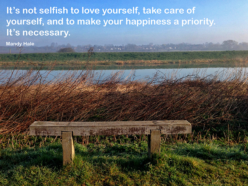 Self Care Sunday Quote
