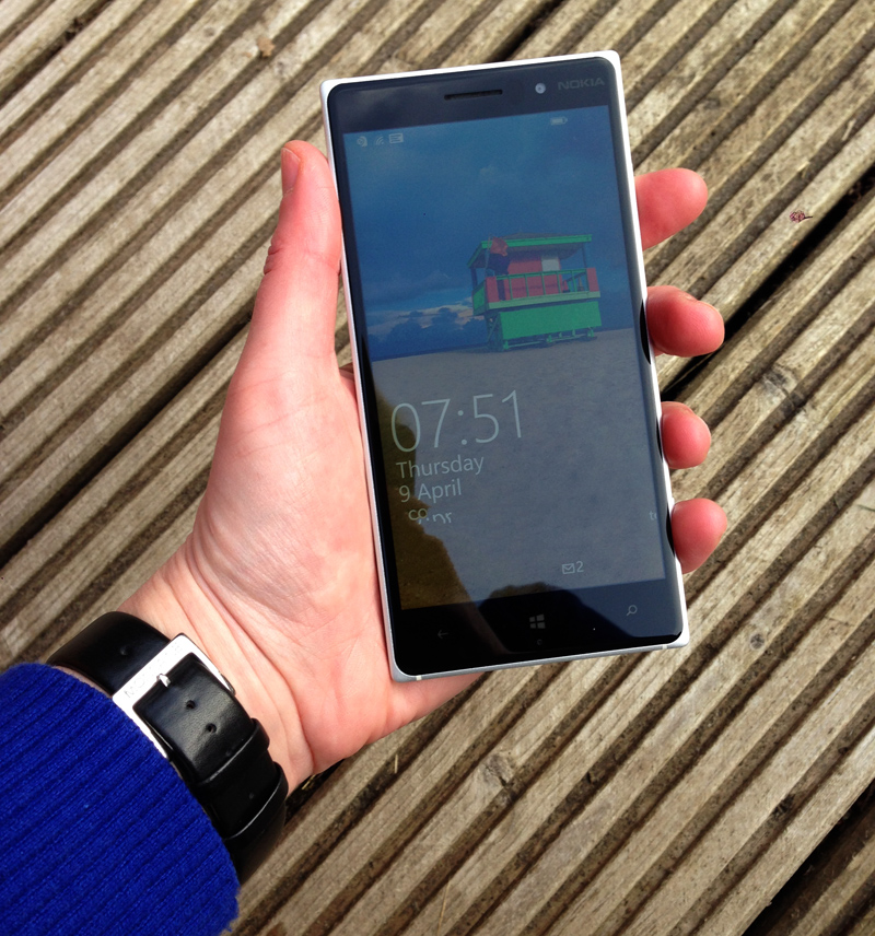 Review: Microsoft Lumia 830