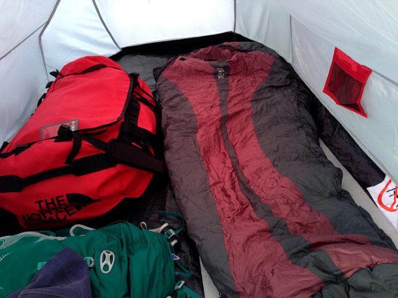 Regatta Halin Point 214 Tent