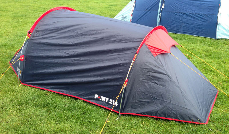 Regatta Halin Point 214 Tent & Review: Regatta Halin Point 214 Two Man Tent u003e SPLODZ BLOGZ