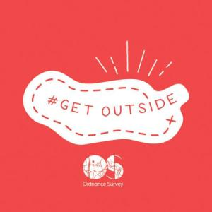 Ordnance Survey Get Outside Campaign