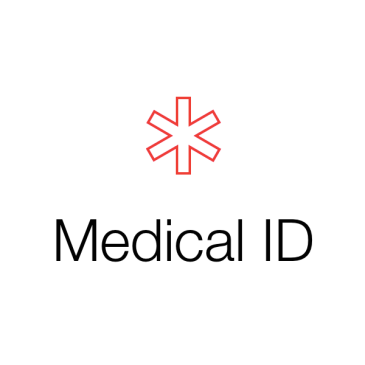 Medical ID on your iPhone