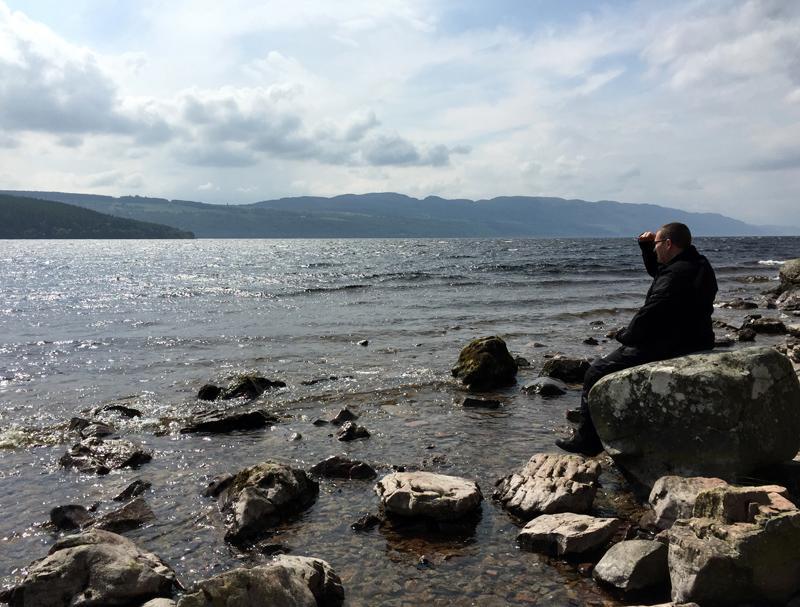 Scotland by Motorbike - Loch Ness