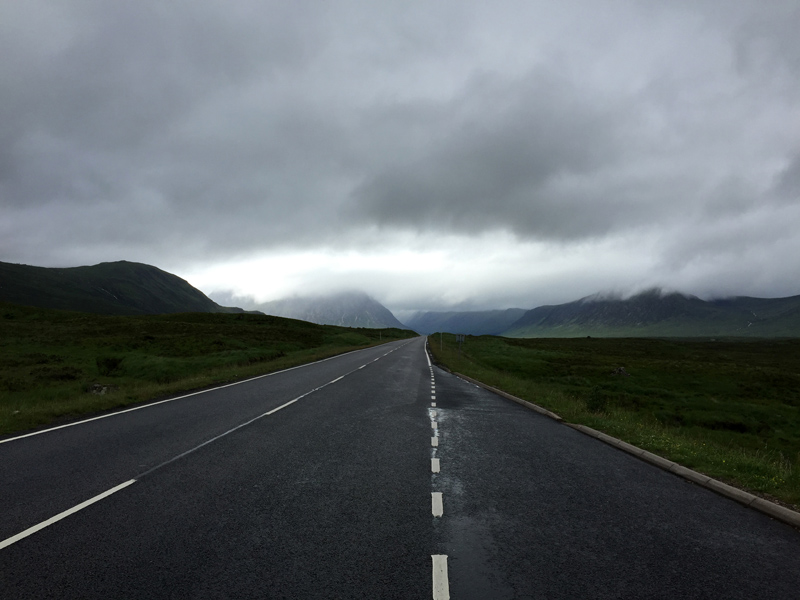 Scotland by Motorbike - Glencoe