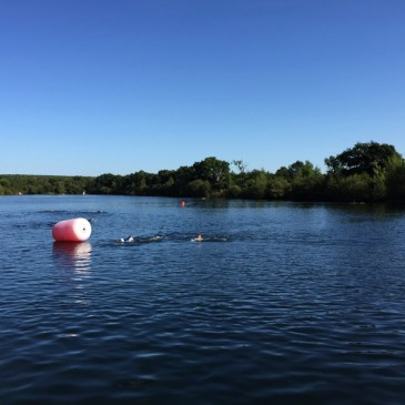 My #GetOutside Pledge – Swim in a Lake