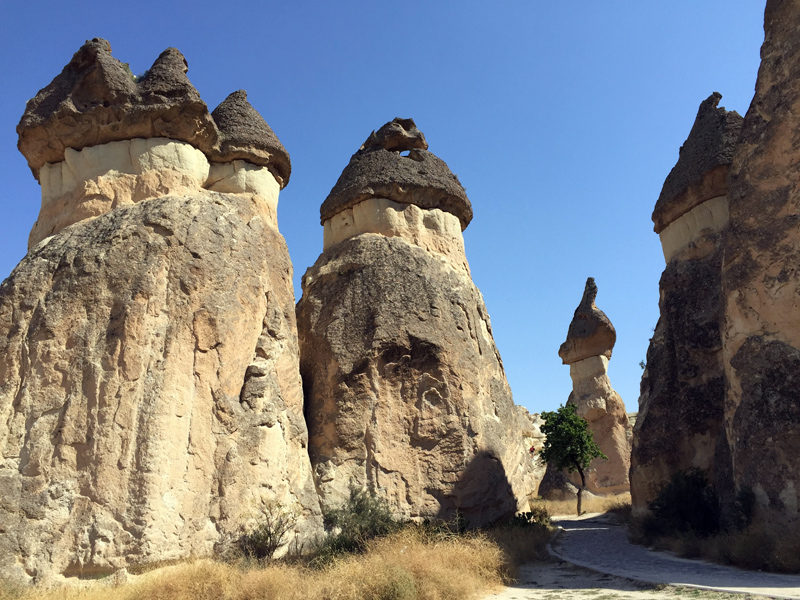 TopDeck Turkey Diary - Goreme National Park