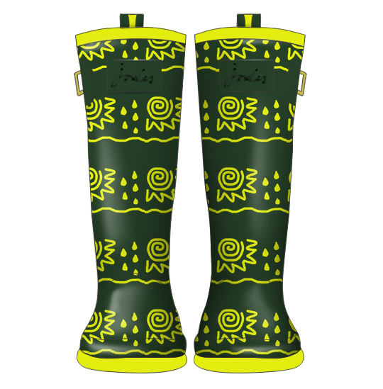 Joules Wellington Boots Competition