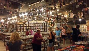 TopDeck Turkey Diary - Pottery