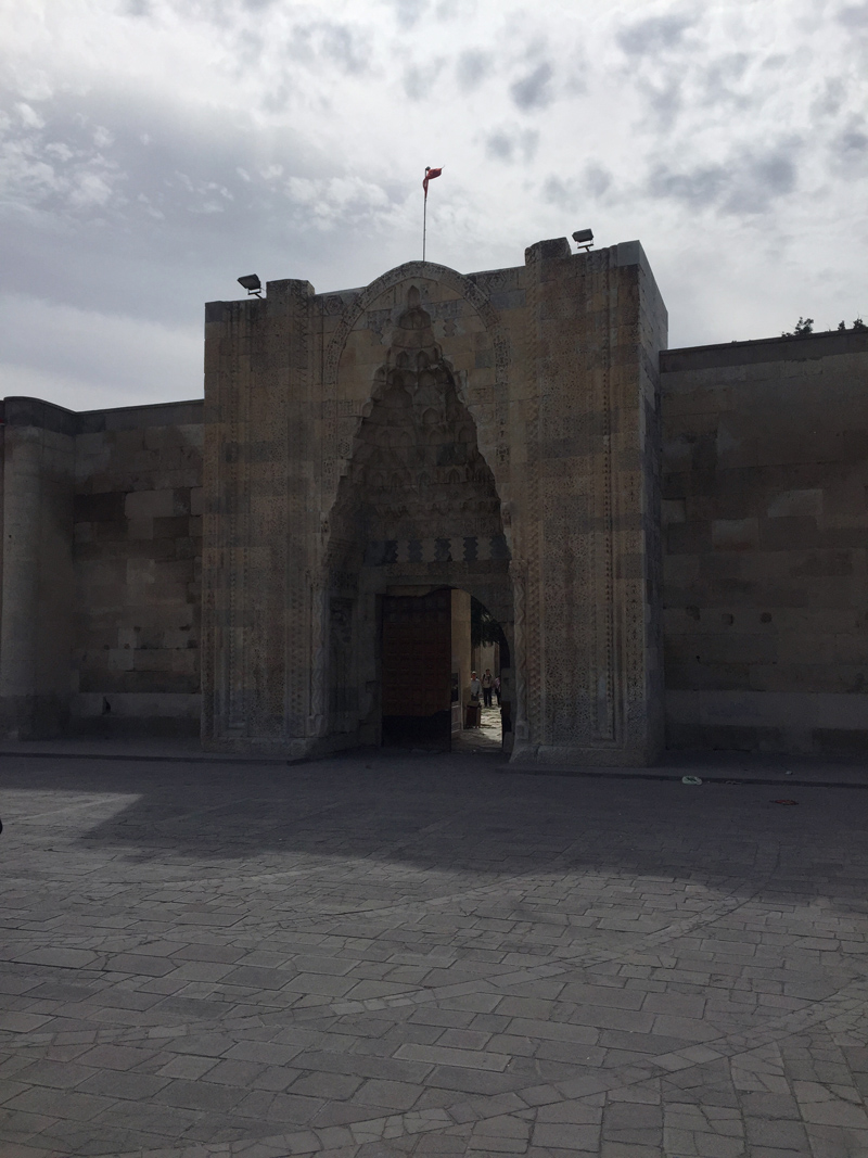 TopDeck Turkey Diary - Sultan Hani