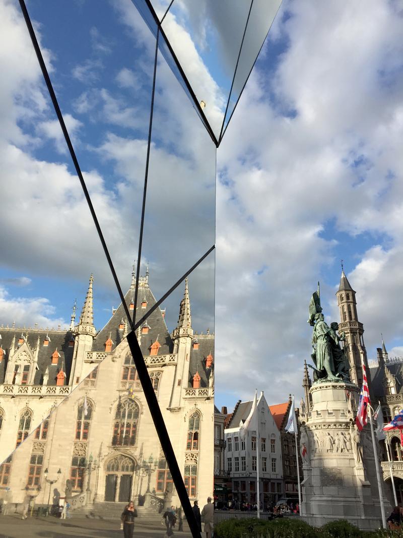 Motorbike Tour of Europe - Bruges