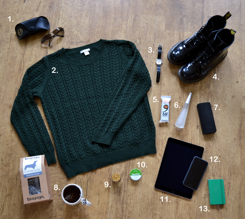 Currently Loving Flat Lay November 2015 | Splodz Blogz