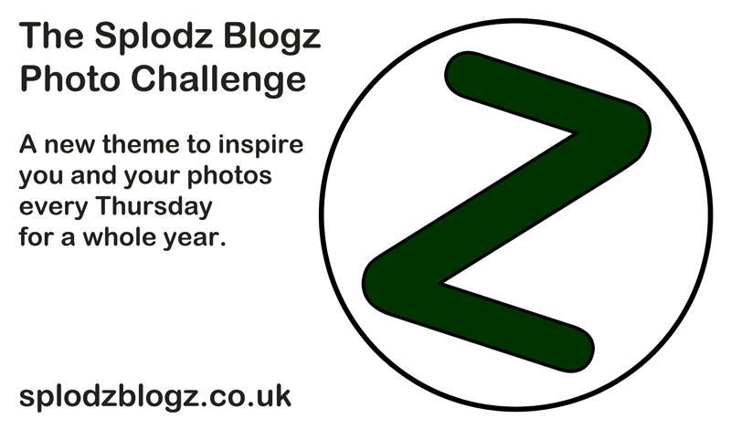 Splodz Blogz Weekly Photo Challenge