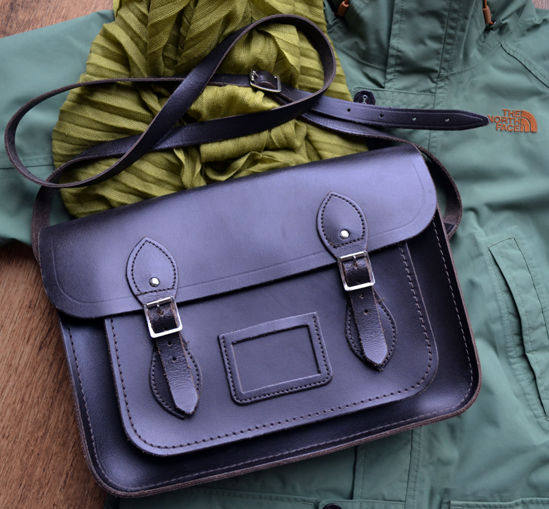 What's in my bag? My Cambridge Satchel Company bag and its contents.