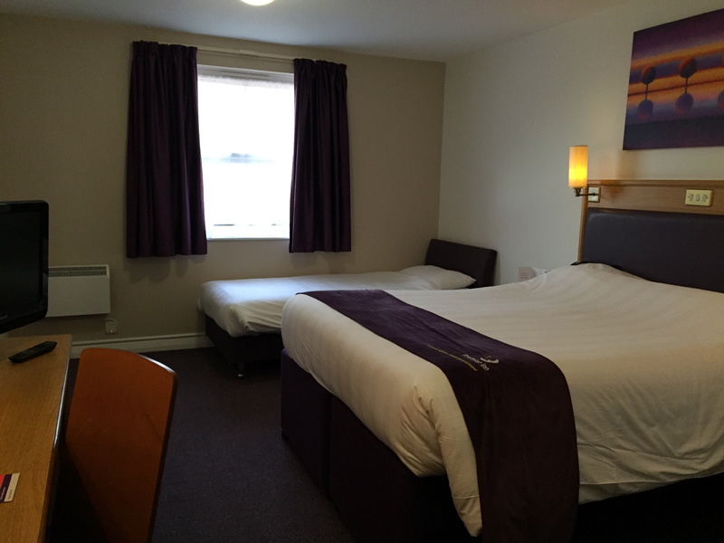 Premier Inn Blackpool Beach