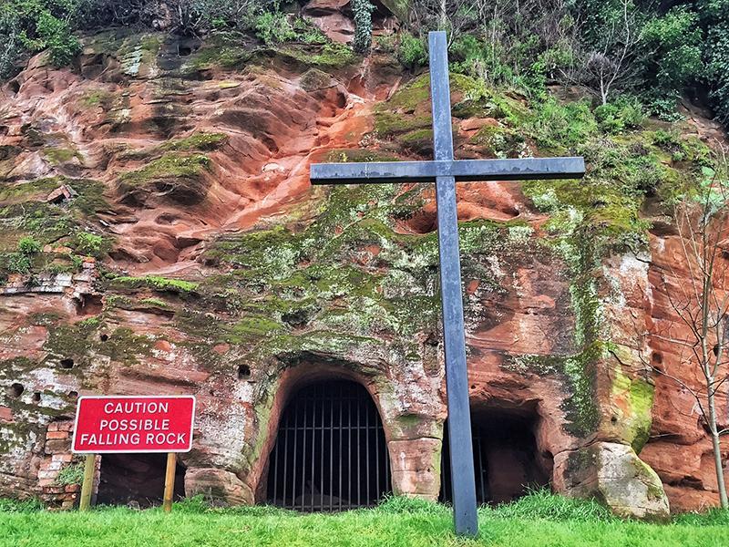 Lavington's Hole, Bridgnorth, Shropshire - Splodz Blogz