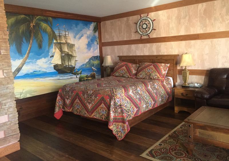 Zartusacan - Oasis Motel, Ocean Shores WA