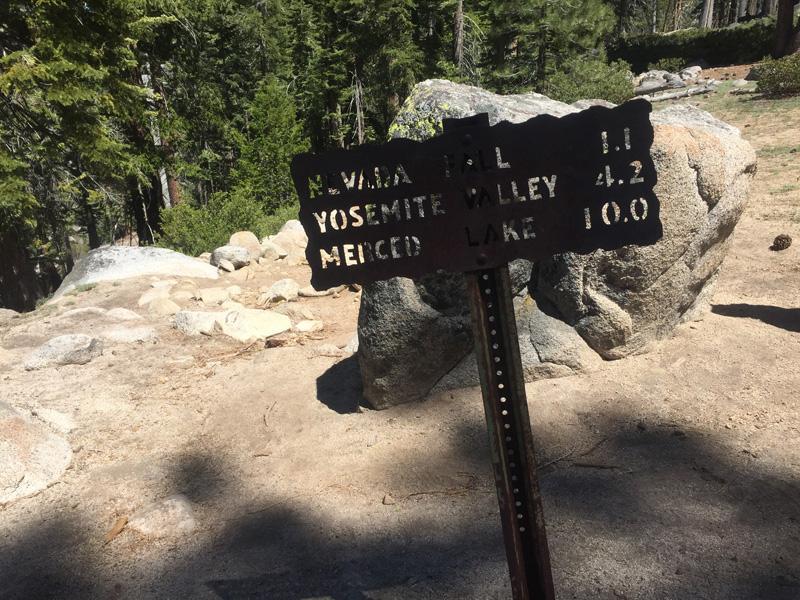 Zartusacan - Hiking in Yosemite National Park