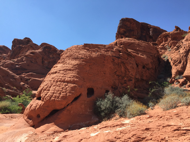 Zartusacan - Valley of Fire State Park