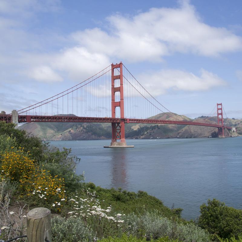 Zartusacan - San Francisco - Golden Gate Bridge