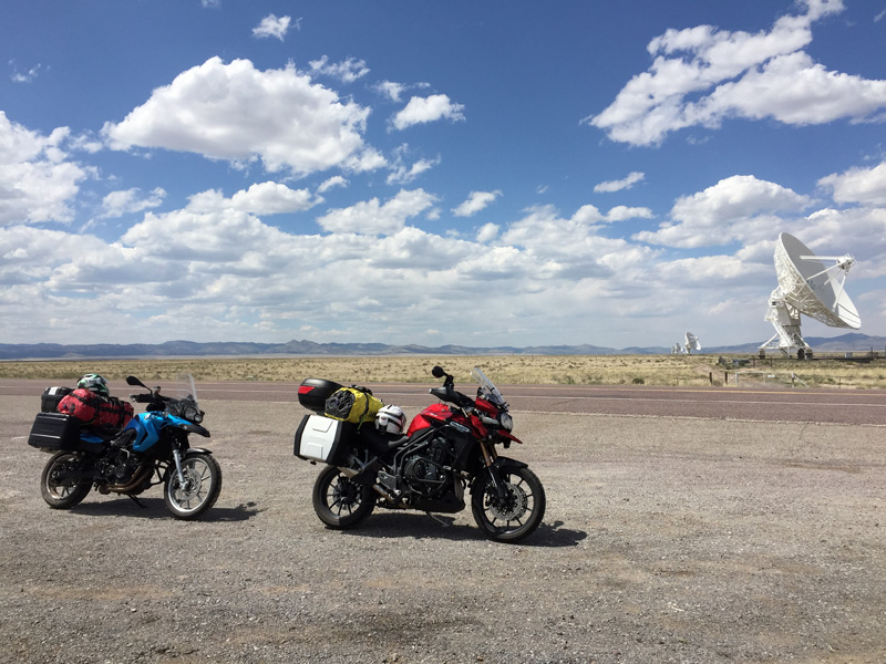 Zartusacan - Very Large Array VLA New Mexico