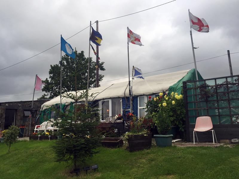 The Holme Farm Campsite Office