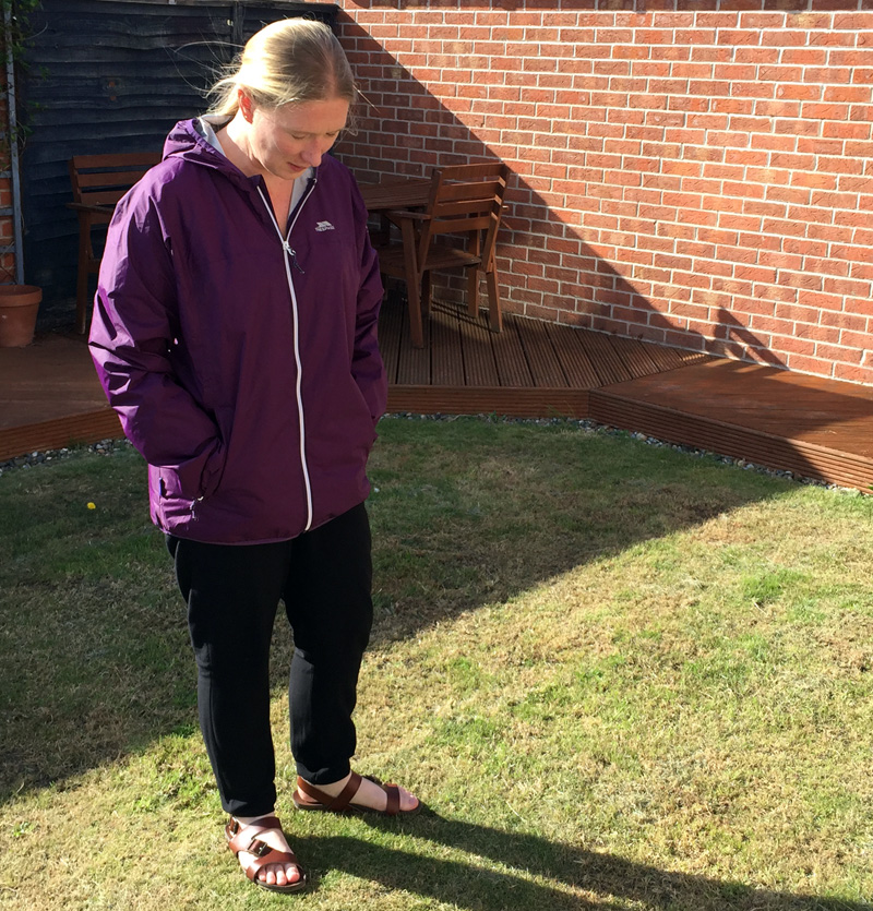 No Excuses for Getting Outdoors – Win a Trespass Waterproof!