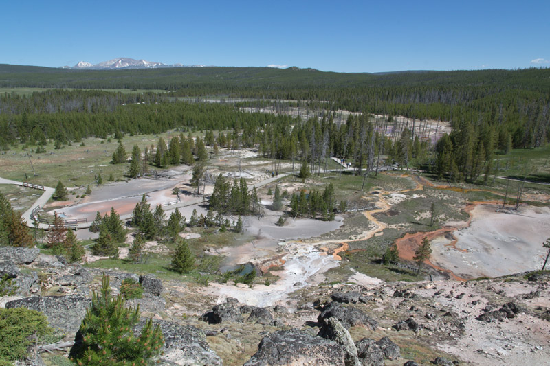 Yellowstone National Park - Splodz Blogz
