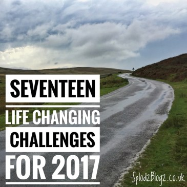 SEVENTEEN LIFE CHANGING CHALLENGES FOR 2017 (PART TWO)