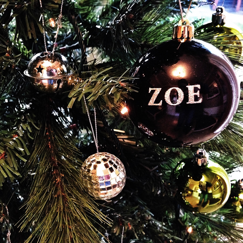 SplodzWPC With Sparkle Bauble Christmas