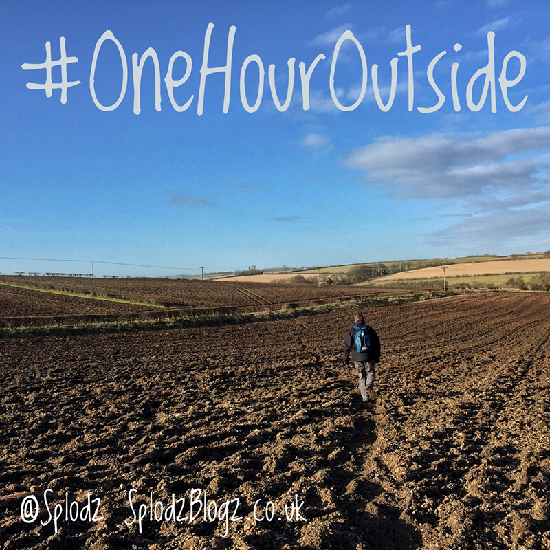 ONE HOUR OUTSIDE CHALLENGE | FEBRUARY 2017