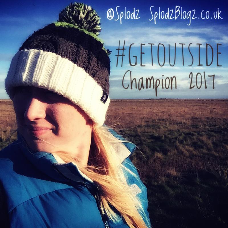 Splodz - Zoe - GetOutside Champion 2017