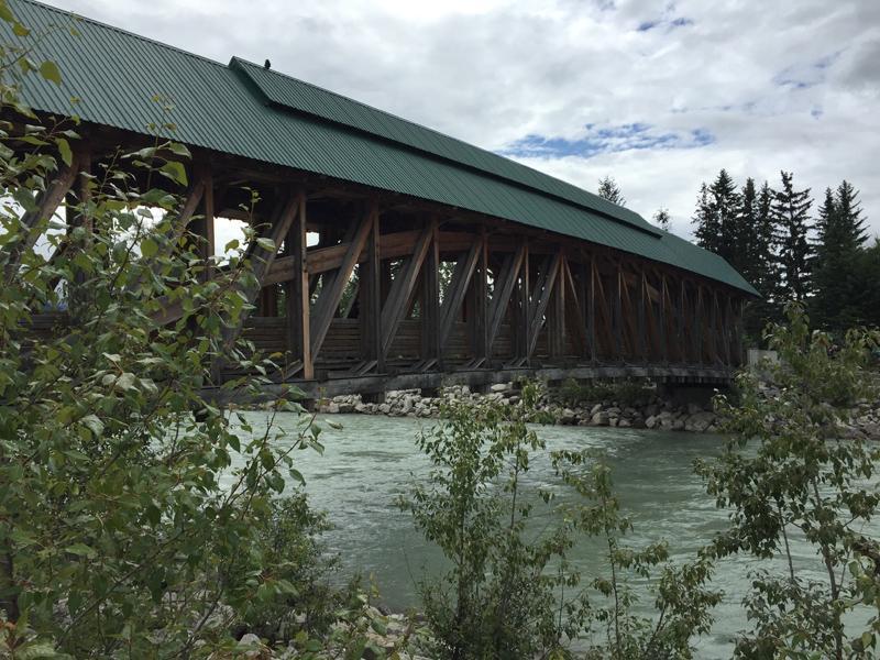 Bridge at Golden