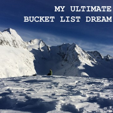 THE ULTIMATE BUCKET LIST DREAM | TOUCHING THE POLES