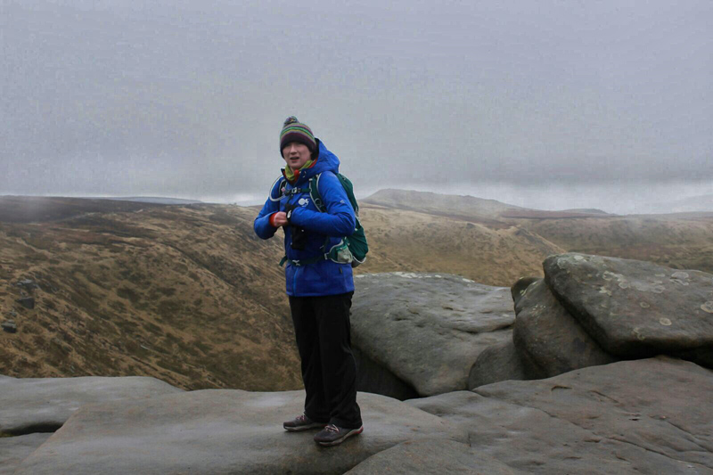 Kinder Walk from Edale, Splodz Blogz - Photo Andy Browning