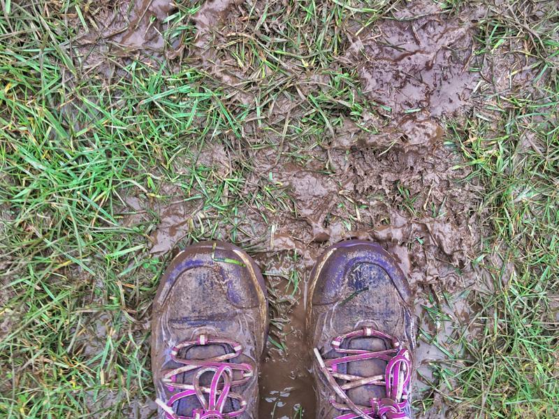Splodz Blogz | Camping Weekend with VARTA - Muddy Puddle