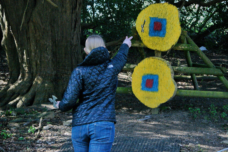 Splodz Blogz | Axe Throwing