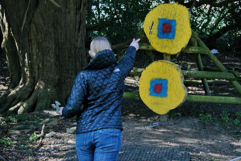 Splodz Blogz | Axe Throwing