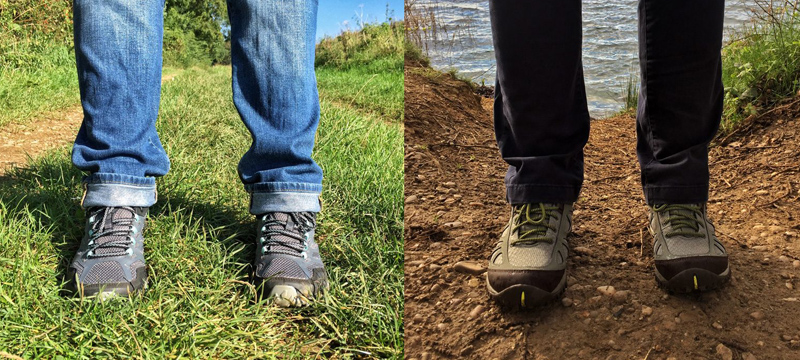 Splodz Blogz   Choosing Walking Shoes