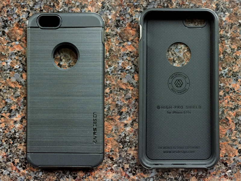 New High Pro Shield case from VRS Designs
