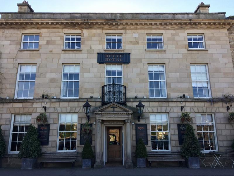 Splodz Blogz   The Royal Hotel, Kirkby Lonsdale