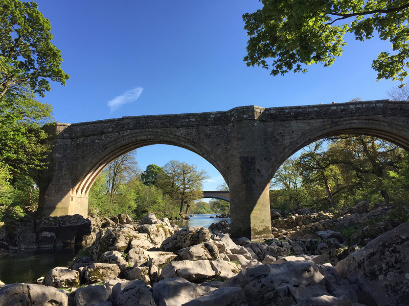 Splodz Blogz | Devil's Bridge, Kirkby Lonsdale